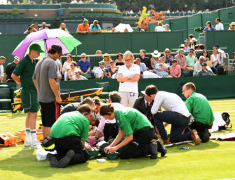 Podcast aus Wimbledon, Tag 4: Alles Gute, Bethanie Mattek-Sands!