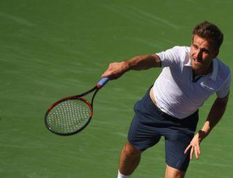 Gojowczyk im Halbfinale von Newport – Kamke ausgeschieden
