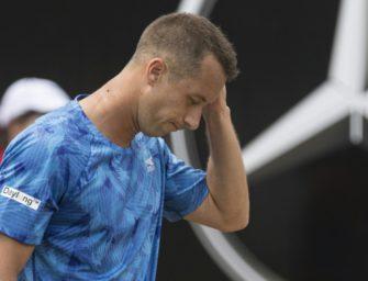 Kohlschreiber folgt Mayer ins Viertelfinale