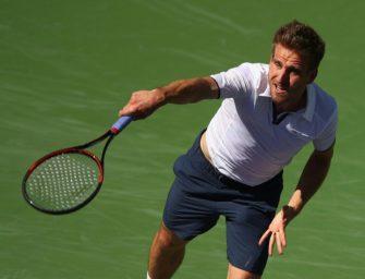 Newport: Gojowczyk und Kamke im Viertelfinale
