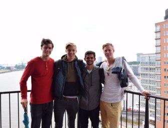 Texas is calling: Teamtreffen in Kopenhagen und Hamburg