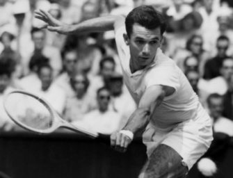 Australisches Tennis-Idol Mervyn Rose gestorben