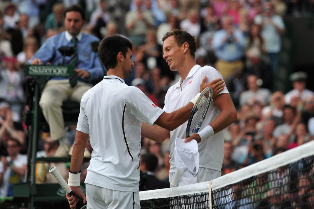 Wimbledon Viertelfinale Herren