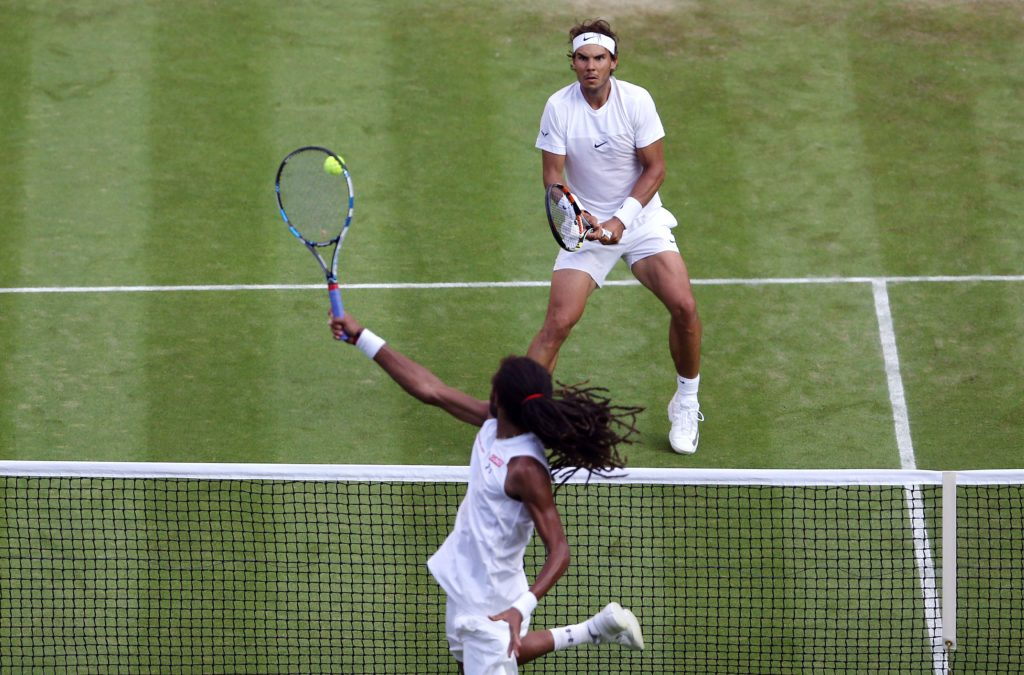 Wimbledon: Als Dustin Brown Rafael Nadal besiegte