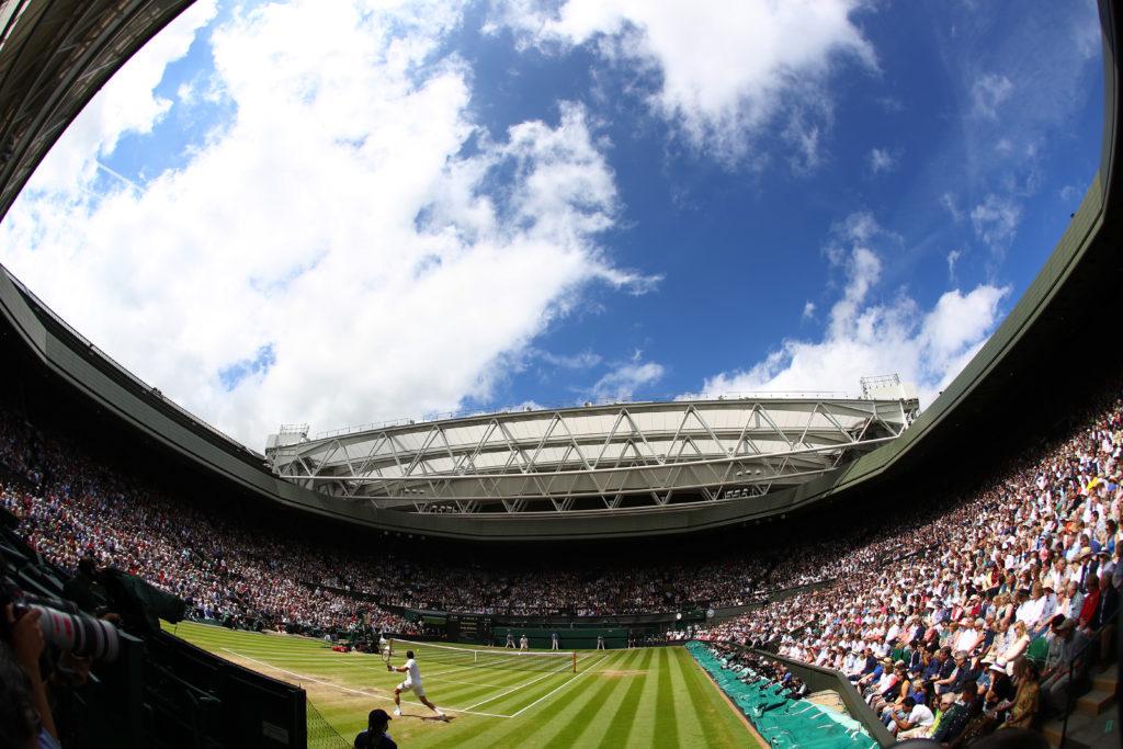 """Kerber nur auf Court 2 – Wimbledon: Am """"Manic Monday"""" spielt Angelique Kerber als Nummer eins ihr Achtelfinale gegen Garbine Muguruza nur auf Court 2."""