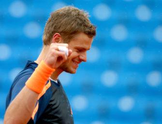 Hanfmann erreicht erstmals ein ATP-Halbfinale