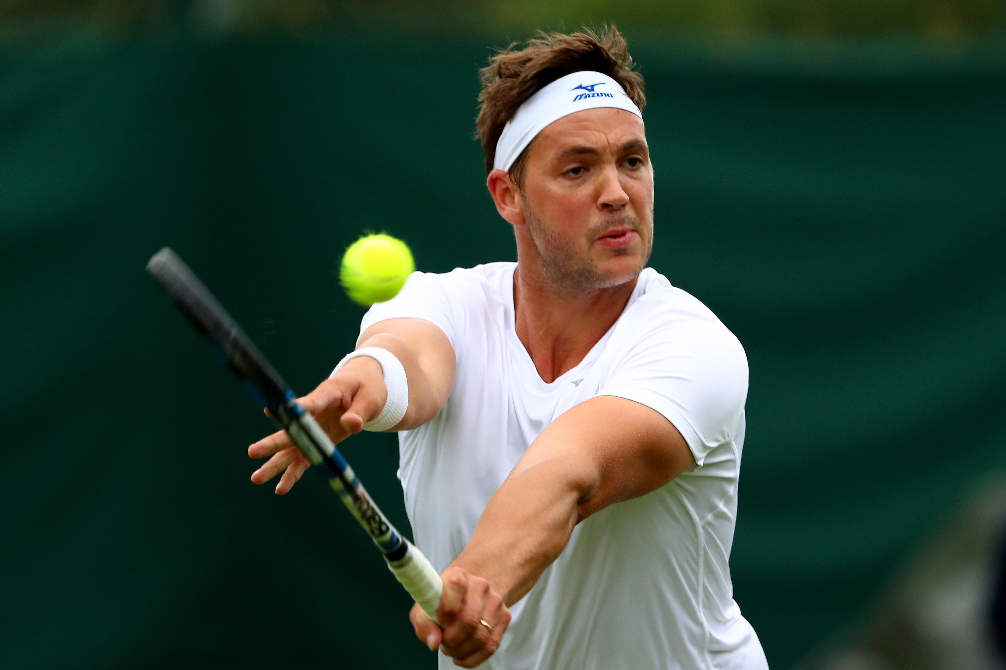 Der Brite Marcus Willis zog im vergangenene Jahr überraschen in die Hauptrunde für Wimbledon ein. In diesem Jahr scheiterte er in der letzten Qualirunde am Ukrainer Illya Marchenko.