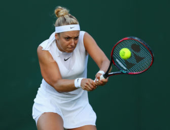 Wimbledon: Lisicki draußen, Petkovic unterliegt Cibulkova