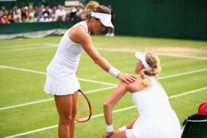 Wimbledon: Maria in Runde zwei, Barthel draußen