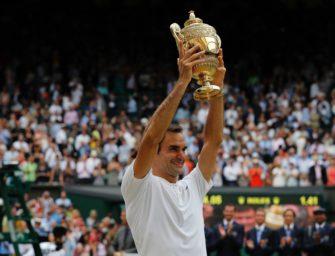 Preisgeld Wimbledon 2018: Das verdienen Federer und Co