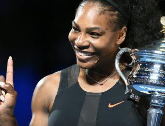 Schwangere Williams peilt Comeback bei Australian Open an