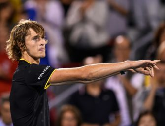 Zverev gegen Federer im Finale von Montréal