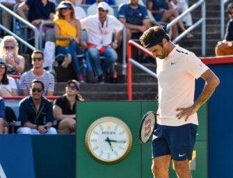 Federer sagt für Cincinnati ab – Nadal wird Nummer eins