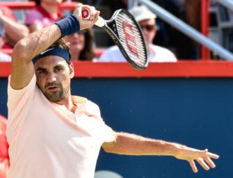Federer erreicht Endspiel von Montreal