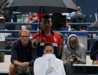 US Open: Petkovic verliert Hängepartie