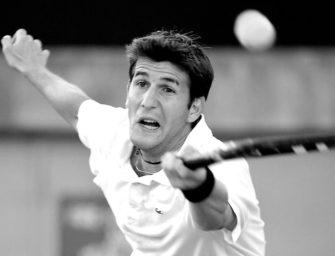 Tennis: Frankreichs Davis-Cup-Spieler Golmard gestorben