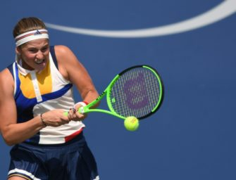 US Open: Paris-Siegerin Ostapenko meistert Zweitrunden-Hürde