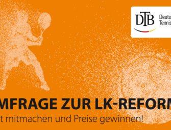 DTB-Umfrage zur LK-Reform