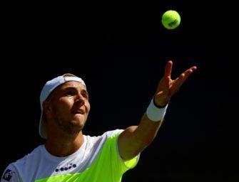 Davis Cup: Struff sichert DTB-Auswahl den Klassenerhalt