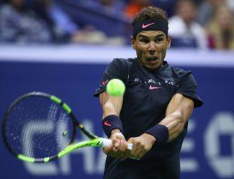 US Open: Topgesetzter Nadal folgt Federer in die dritte Runde