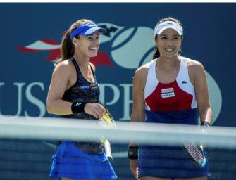 US Open: Hingis gewinnt Doppel und holt 25. Grand-Slam-Titel