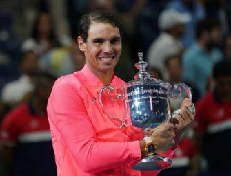 Nadal gewinnt seinen dritten US-Open-Titel