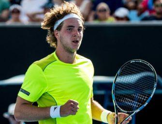 Davis Cup: Stebe und Struff bestreiten Auftakteinzel
