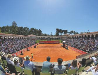 Davis Cup in Portugal: Showdown im Schmuckkästchen