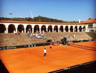Davis Cup im Audiostream: Portugal gegen Deutschland LIVE