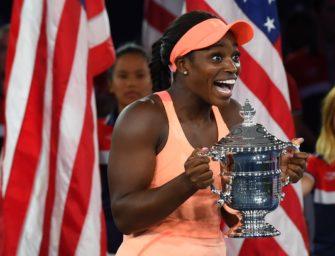 Überraschungscoup: Sloane Stephens gewinnt die US Open