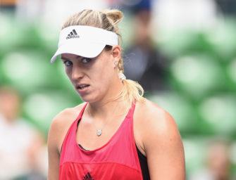 WTA-Wuhan: Kerber & Petkovic raus, Görges weiter