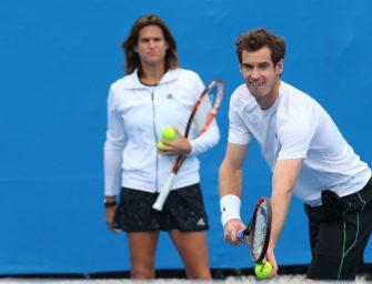 Andy Murray: Im Tennis bringen Damen gleiche Opfer wie Herren