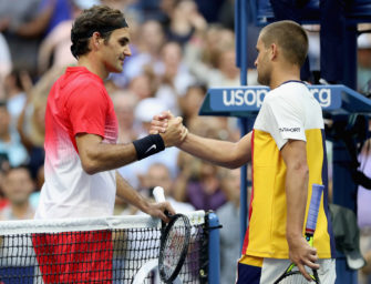 Podcast aus New York, Tag 4: Ist Federer noch der Favorit?