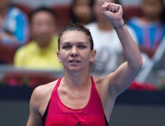 Simona Halep ab Montag Nummer eins der Tennis-Welt