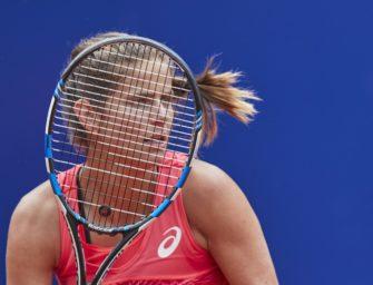 Tennis: Görges ohne Satzverlust im Halbfinale von Moskau