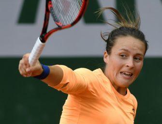 Maria verpasst in Linz zweiten Einzug in WTA-Halbfinale