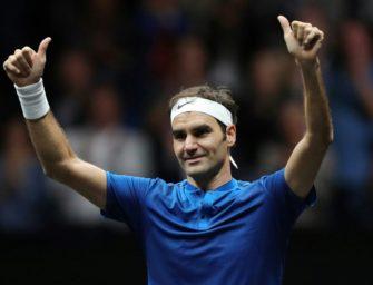 94. Titel: Federer zieht mit Lendl gleich