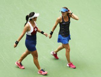 Aus beim Saisonfinale: Hingis' Tenniskarriere endet in Singapur