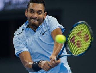 Tennis: Auch Kyrgios beendet seine Saison vorzeitig