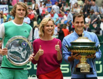 Gerry Weber Open: Alexander Zverev in den kommenden drei Jahren am Start