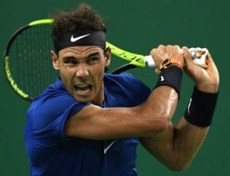 Nadal verzichtet auf ATP-Turnier in Basel