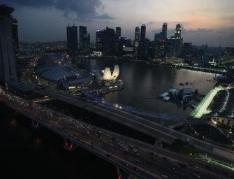Tag 1: Blitzsauberes Singapur