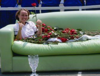 Martina Hingis: Das Wunderkind beendet seine Karriere