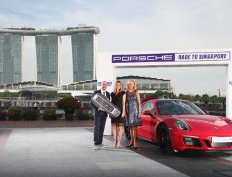 WTA-Finals in Singapur: Die große Gala-Nacht