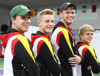 """""""Vier gewinnt"""": DTB-Quartett auf dem Sprung"""