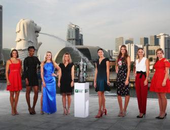 WTA Finals in Singapur: Der Kampf um die Nummer 1