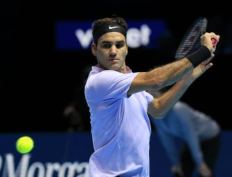 Federer verpasst Finale von London – Goffin überrascht