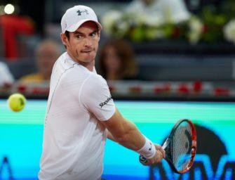Murray trennt sich von Trainer Lendl