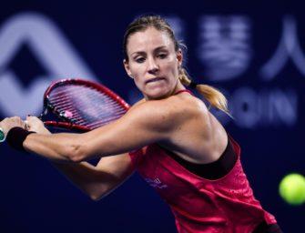 Aus bei B-WM: Kerber verpasst Halbfinale in Zhuhai