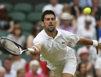 Djokovic erstmals seit über zehn Jahren nicht in Top Ten